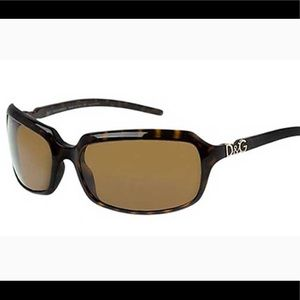 D&G DD2192 Sunglasses on Dark Havana